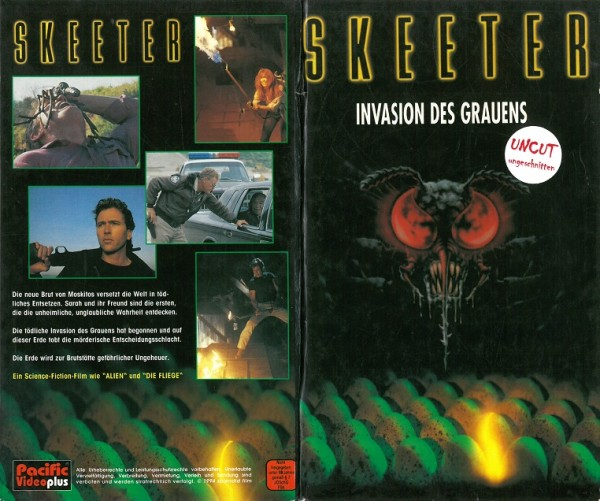 Skeeter - Invasion des Grauens (Hartbox)
