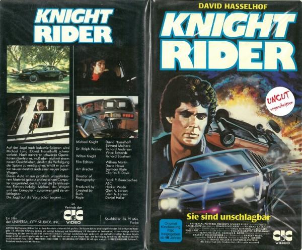 Knight Rider - Sie sind unschlagbar - Pilotfilm (TV Serie)