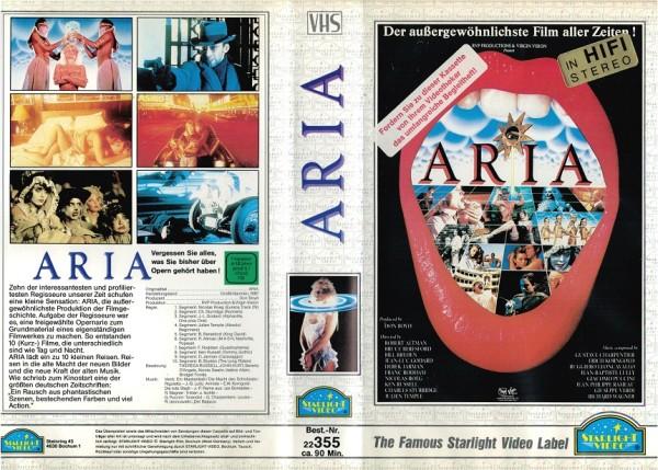 Aria - Der außergewöhnlichste Film aller Zeiten
