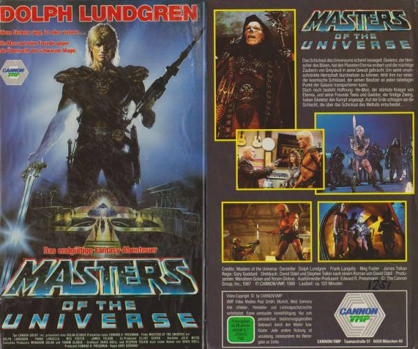 Masters of the Universe - Hartbox