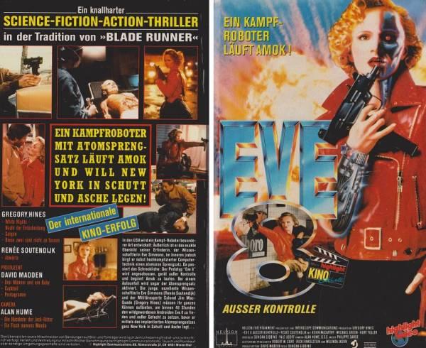 Eve 8 - Ausser Kontrolle