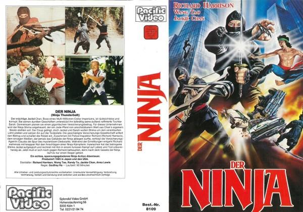 Ninja, Der - Ninja Thunderbolt (Pacific Video)
