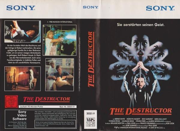 Destructor, The