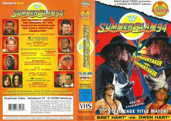 Summer Slam 94 (WWF Wrestling)
