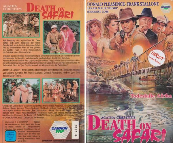 Death on Safari
