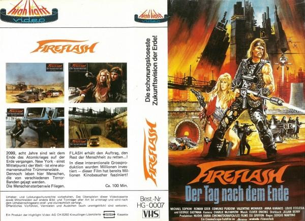 Fireflash - Der Tag nach dem Ende (Highlight Schweiz)