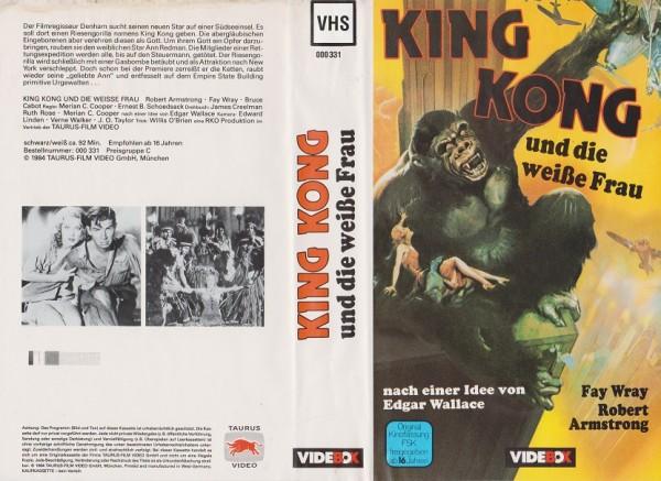 King Kong und die weisse Frau (1933)
