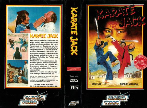 Karate Jack - Der Mann mit der Kugelpeitsche