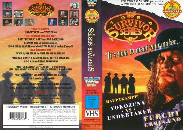 Survivor Series 1994 (WWF Wrestling)