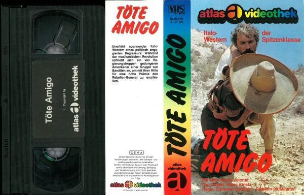 Töte Amigo (Glasbox)