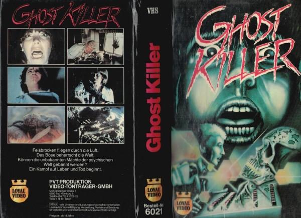 Ghost Killer - Hartbox