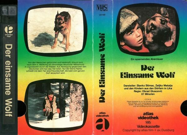 Einsame Wolf, Der (Atlas Glasbox TV Bild)