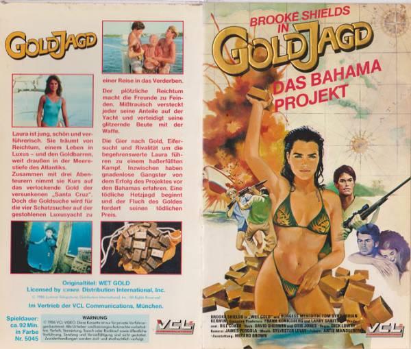 Goldjagd -  Das Bahama Projekt
