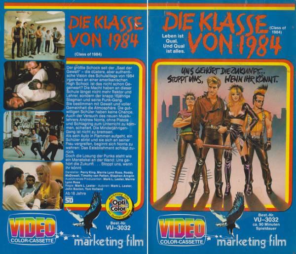 Klasse von 1984, Die