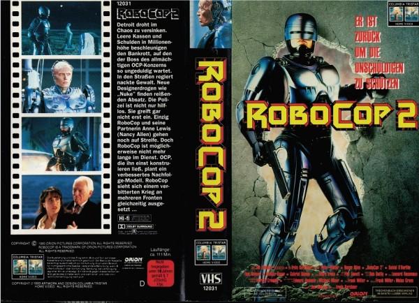 Robocop 2 (NA)