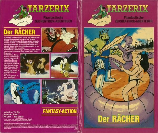 Tarzerix - Der Rächer (Hartbox)