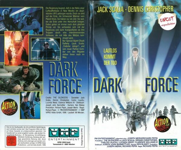 Dark Force - Lautlos kommt der Tod (Hartbox)