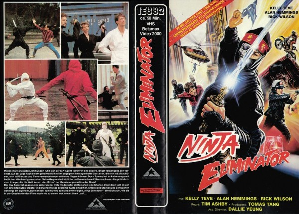 Ninja Eliminator - Bionic Ninja