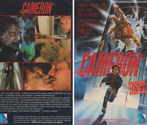 Cameron - Der Dämon aus der Hölle (Hartbox)