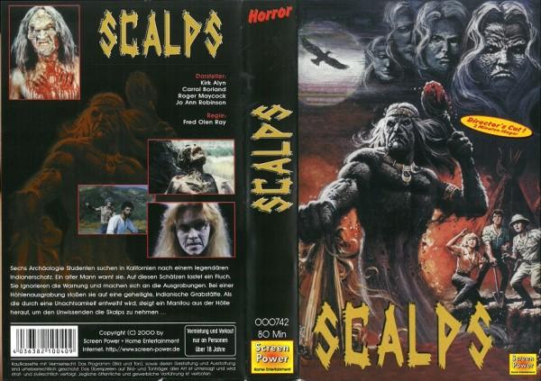 Scalps - Der Fluch des blutigen Schatzes (Screen Power)