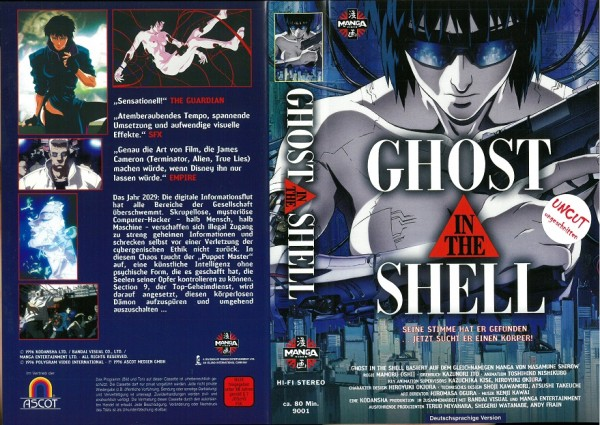 Ghost in the shell (Anime)