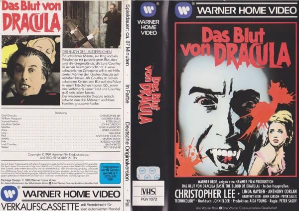 Blut von Dracula, Das