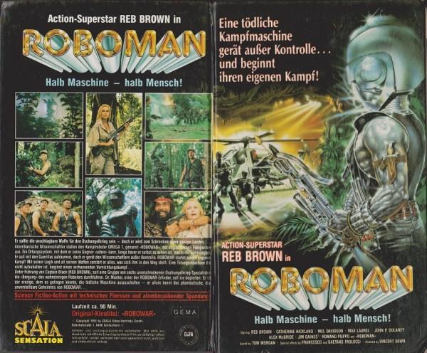 Roboman - Robowar (Hartbox)