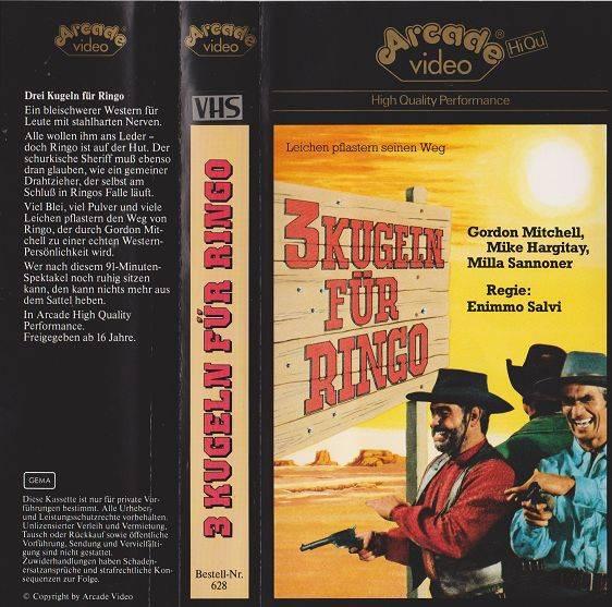 3 Kugeln für Ringo (Glasbox)