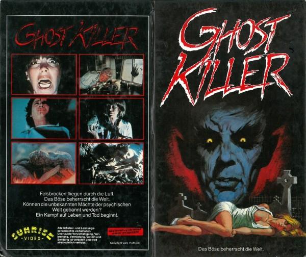Ghost Killer - Das Böse beherrscht die Welt (Hartbox)
