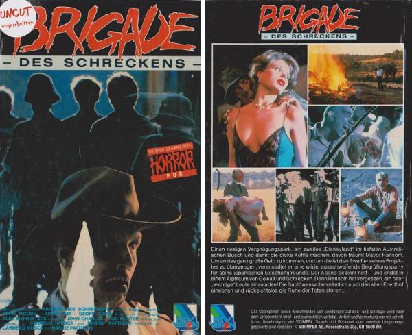 Brigade des Schreckens / Zombie Brigade (Hartbox)