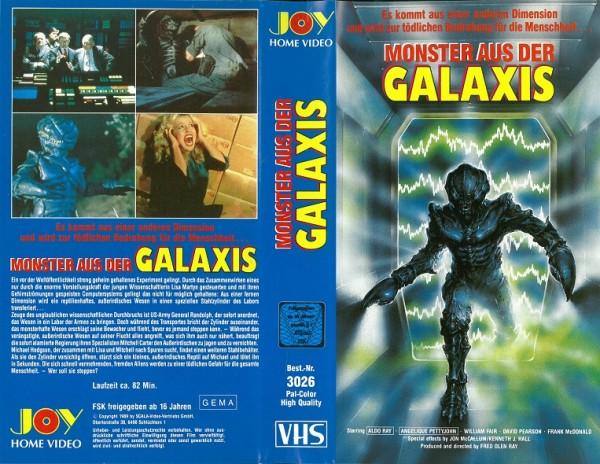 Monster aus der Galaxis - Biohazard (Joy Video)