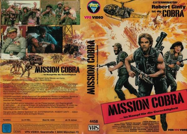 Mission Cobra - Im Kampf für die Gerechtigkeit