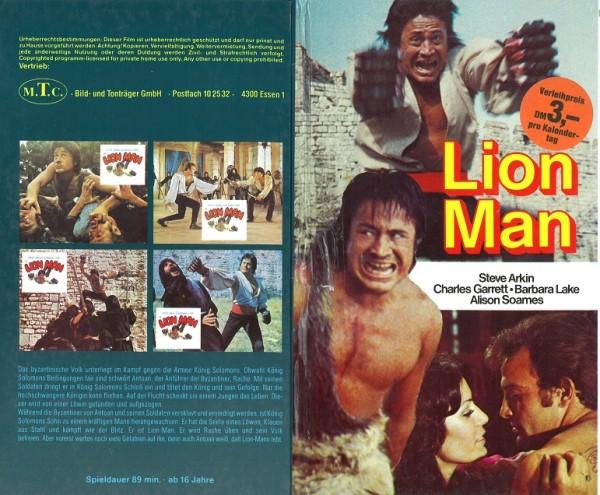 Lion Man - Kilic Aslan (Hartbox)