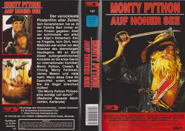 Monty Python auf hoher See