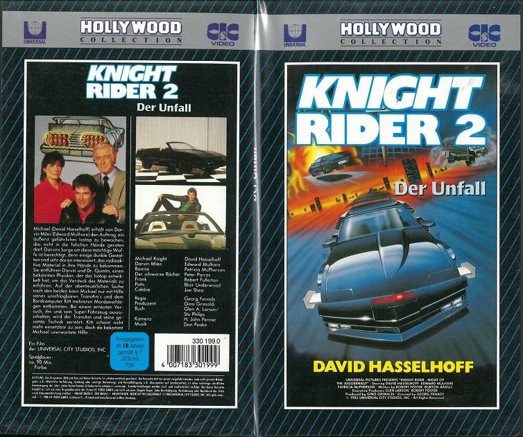 Knight Rider Neu