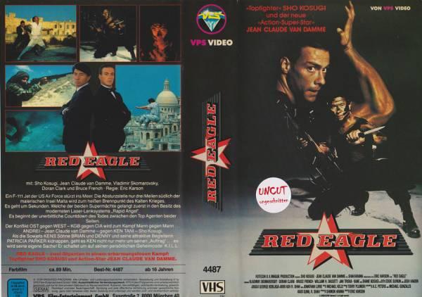 Red Eagle - Black Eagle - Einleger