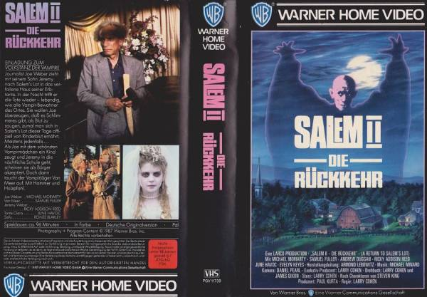 Salem II - Die Rückkehr