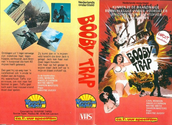 Booby Trap (Sunrise Tapes NL Import)