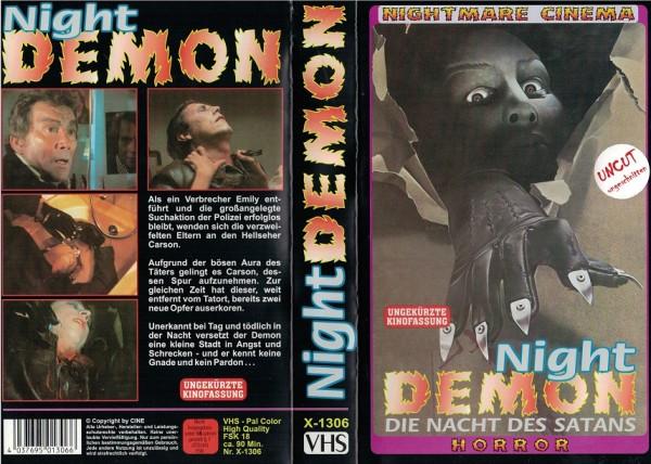 Night Demon - Nacht des Satans (Nightmare Cinema)
