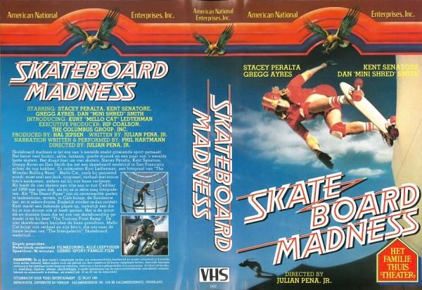Skateboard Madness - Skateboard-Fieber (ANE Video NL Import)