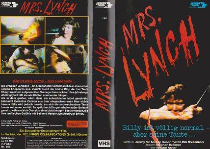 Mrs. Lynch - Night Warning