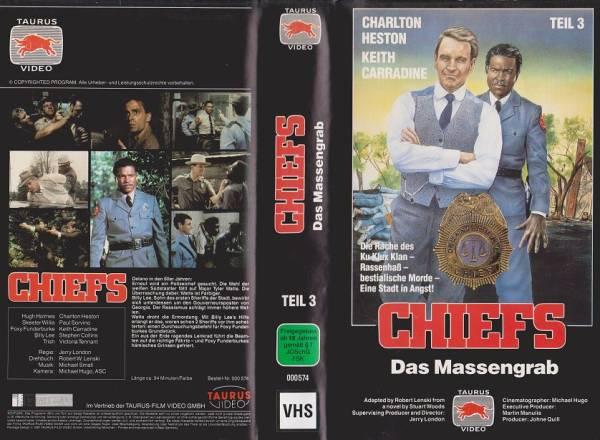 Chiefs - Die Polizei-Chiefs von Delano - Das Massengrab (Teil 3)