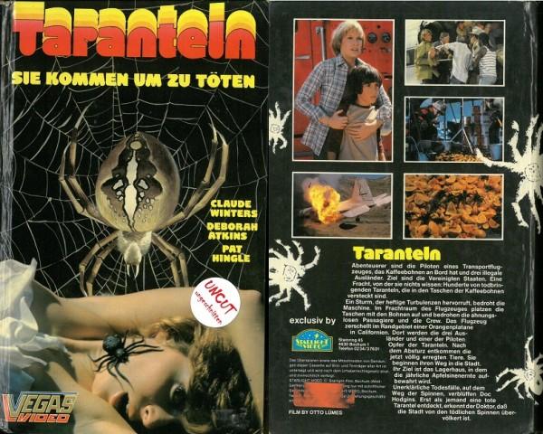 Taranteln - Sie kommen um zu töten (Hartbox)