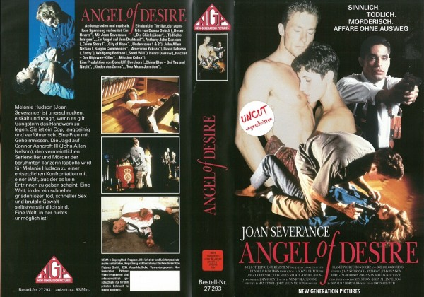 Angel of Desire (NGP Video)