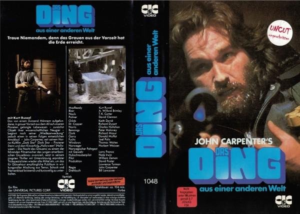 Ding aus einer anderen Welt, Das - The Thing (Einleger)