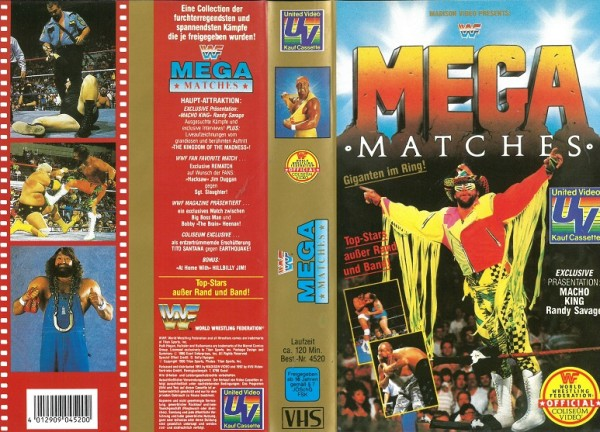 Mega Matches (WWF Wrestling)