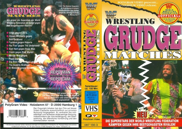 Wrestling Grudge Matches (WWF Wrestling)