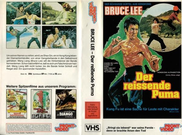 Bruce Lee - Der reissende Puma (Pront Video)