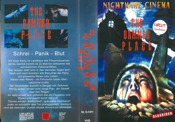 Damned Place, The - Killing House (Nightmare Cinema)