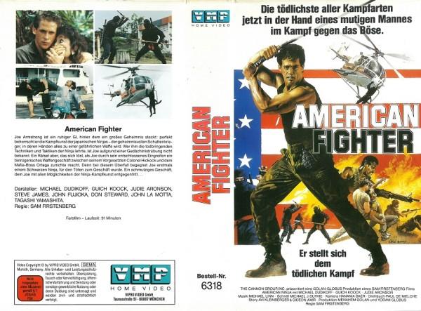 American Fighter - Amerian Ninja (VMP)
